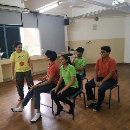 Clowning Workshop for IB_02