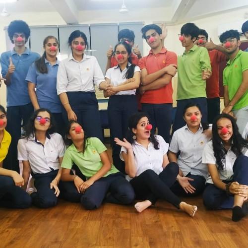 Clowning Workshop for IB_03