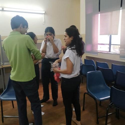 Clowning Workshop for IB_04