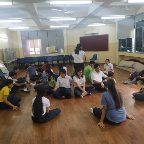 Clowning Workshop for IB_06