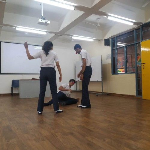 Clowning Workshop for IB_01
