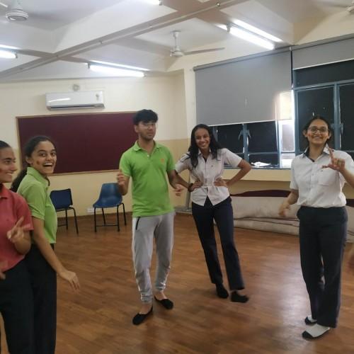 Clowning Workshop for IB_05