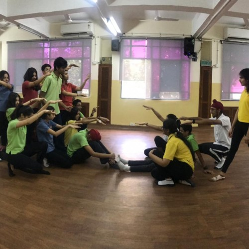 Movement Workshop for IB_01